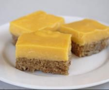 Recipe Lemon Slice (Gluten Free & Paleo) by brookedarcher, learn to make this recipe easily in your kitchen machine and discover other Thermomix recipes in Baking - sweet. Paleo Baking, Baking Recipes, Real Food Recipes, Desserts Menu, Paleo Dessert, Gluten Free Cooking, Gluten Free Recipes, Gf Recipes, Lemon Recipes