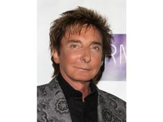 Singer Barry Manilow