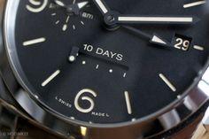 Panerai Luminor 1950 10 Days GMT Automatic Acciaio