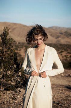 Francisco Costa's best Calvin Klein looks in Vogue.