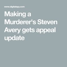 Post-conviction lawyer Kathleen Zellner has responded to the latest ruling in the Steven Avery case, documented in Netflix's Making a Murderer. Steven Avery, Making A Murderer, Court Documents, Attorney General, Lettering, Big, How To Make, Drawing Letters