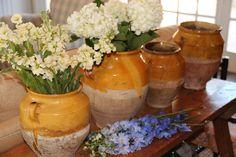 More beautiful gold confeit pots
