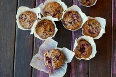 We're talking how to sleep better this week and our Brazil Maca Berry Muffins will do exactly that! Full of foods to help you get a good night sleep!