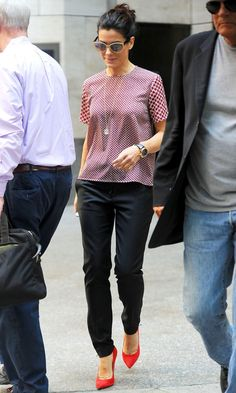 Jennifer Lawrence - Celebrity Casual Style | InStyle UK