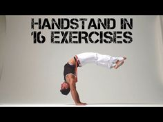 16 exercises that will help you achieve your handstand. Up your how to do a handstand in 16 exercises, Here is how you can improve and achieve your handstand, 16 … source Calisthenics Workout Routine, Calisthenics Body, Excercise, Push Up Workout, Gym Workout Tips, At Home Workouts, Training Workouts, Street Workout, Physical Fitness
