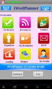 Now Get Free Android App For Wedding Planners Iwedplanner And Vendor Registration