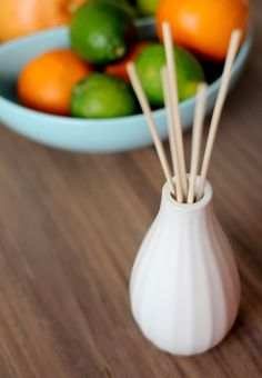 How To: Make an Inexpensive, DIY Reed Diffuser
