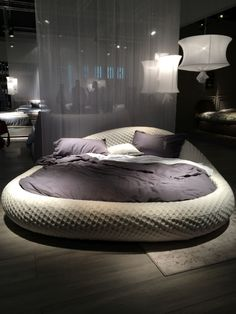 Kick it up a notch decorating for cozy bedroom design and decor with circle bed plus