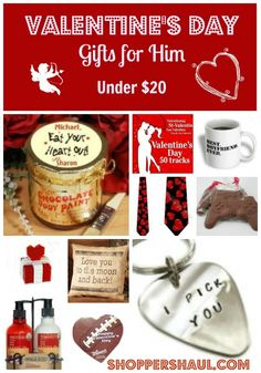Live Laugh Puke: Valentines Gifts For Him Valentines Day Gifts For Him, Valentine Day Crafts, Happy Valentines Day, Valentine Ideas, Cute Gifts, Diy Gifts, Holiday Fun, Holiday Gifts, Happy Hearts Day
