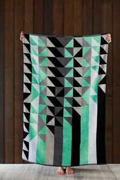Zebra Dove Bath Sheet | Ziporah