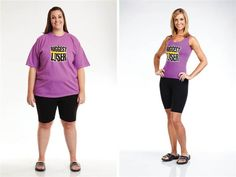 One of my favorite biggest loser contestants Hannah! That's how you do it!!