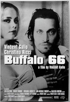 Buffalo 66 (1998) IMDB: Having just served five years in prison for a crime he did not commit, Billy Brown (Gallo)'s first desperate post-incarceration action is to search for somewhere to relieve himself...