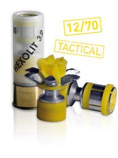 HEXOLIT 32S / Tactical Ammunition / Shotgun Ammunition / Products / DDupleks Defence