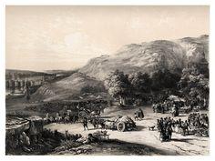 Romeria de San Isidro en Madrid-España artística y monumental..Tomo I-1842-1850-Genaro Perez de Villa-Amil. Cortesía: Cesar Ojeda, Las Palmas de Gran Canaria (España).