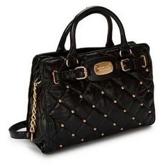 low-priced Michael Kors Stud Quilted Large Black Totes Outlet on sale online, save up to 90% off on the lookout for limited offer, no taxes and free shipping.#handbags #design #totebag #fashionbag #shoppingbag #womenbag #womensfashion #luxurydesign #luxurybag #michaelkors #handbagsale #michaelkorshandbags #totebag #shoppingbag