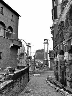 Roma jewish ghetto