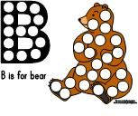Making Learning Fun    The Bear Snores On Magnet Pages