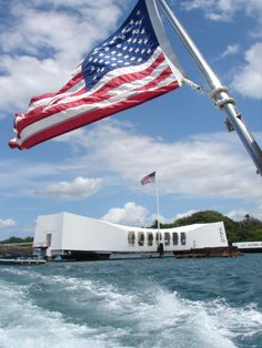 Pearl Harbor--this site is truly unforgettable.  Thanks to our wonderful Military!!!