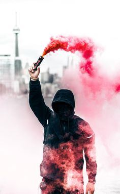 Trend iphone Wallpaper - A Person with Red Pink Smoke, Trillium Park, Toronto, Canada Poster Smoke Wallpaper, Mobile Wallpaper, Iphone Wallpaper, Wallpapers Android, Iphone Android, Iphone Mobile, Wallpaper Wallpapers, Phone Backgrounds, Rauch Tapete