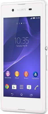 Buy the Smart Phone Of Sony Xperia In Best Price In India From Moskart.com Sony Xperia E3 Dual Sim Slim and White Peace with Dual Sim and 5 Megapixel Camera.