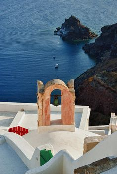 Greek Island - Santorini Photograph by Manolis Tsantakis