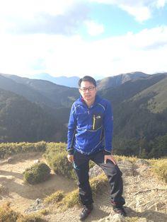 Summit of 石门山