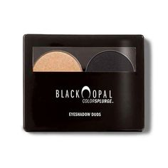 """PRODUCT OF THE WEEK:  Black Opal Color Splurge Eye Shadow Duos  Everyone knows that illuminated eyes give that extra """"oomph"""" to your face. Our highly pigmented shadows deliver exquisite shimmer with a silky smooth finish. You can create eye-defining looks in shades that can be mixed and matched for daytime chic or nighttime allure. Choose the hues that best suit your individual needs.  Available in Edgars, Jet, Barbours, Meikles, Topics, Truworths, Chic-Street and most reputable pharmacies."""
