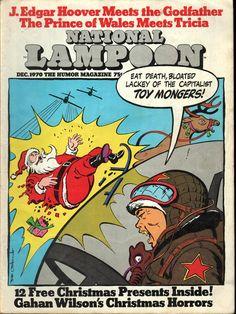 National Lampoon December, 1970 - Ephemera Forever