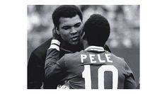 Muhammad Alí y Pelé