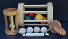 Happy 1st Anniversary!  Beginning Montessori Giveaway!