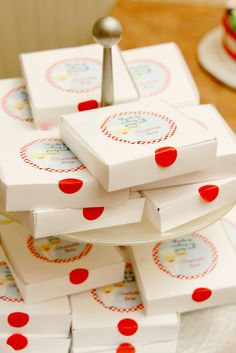 pizza favor boxes