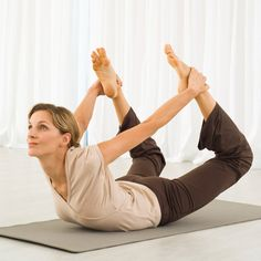 Bow Pose Bow Pose is fantastic for aiding digestion and relieving constipation. This pose really stretches out your entire torso: