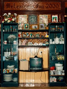 Edith Amituanai, Millenial, from the series Millenial,C-type photograph New Zealand, Televisions, Trotter, Culture, Artist, Photographers, Painting, Character, Interiors