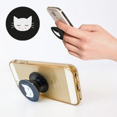 Popsockets Handyhalter PopSocket Katze Meow