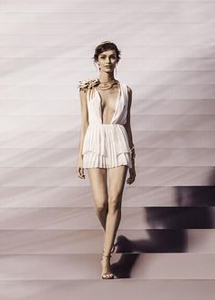 Luma Grothe is the embassador of Olympéa by Paco Rabanne. A modern day goddess…                                                                                                                                                                                 Plus