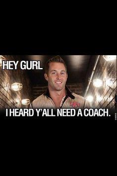 Kliff Kingsbury for Arkansas State University's new head coach - Yes, Please!!!