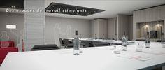 Illustration des espaces de séminaires / réunions de l'hôtel Paris Pullman Tour Eiffel