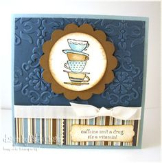Morning Cup #2 by PattiLynn - Cards and Paper Crafts at Splitcoaststampers