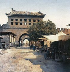 First Color Photographs of China, 1912 Albert Kahn