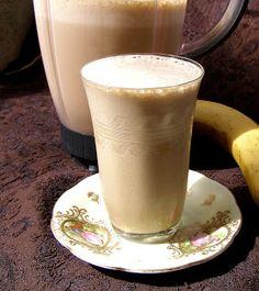 W Mojej Kuchni Lubię.. : bananowa kawa mrożona...