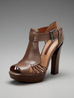 Modern Vintage Santana Sandal