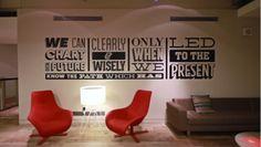 Pour son 125e anniversaire, Sony Music a fait appel au graphiste Alex Fowkes. Il a réalisé une fresque impressionnante de 150 m² dans les bureaux de Londres. Cette œuvre comporte près de mille noms d'artistes que Sony Music a signé mais également les labels affiliés à la fondation de Columbia Records depuis 1887.