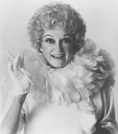 Phyllis Diller in the 1960s