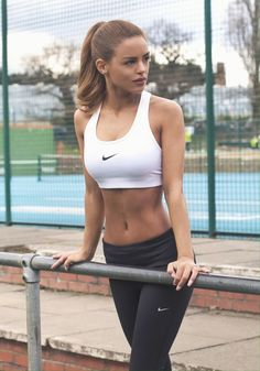 Nada Adelle Nike outfit