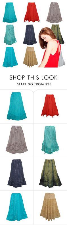 BOHO FASHION SKIRTS by baydeals on Polyvore  http://www.polyvore.com/cgi/set?id=201629787  #skirts #womens #fashion #boho #bohemian #gypsy #hippie #summer #longskirts #bohofashion