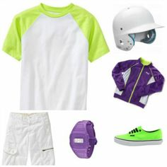 Buzz Lightyear Outfit.