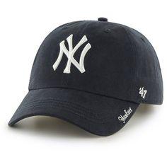 Women s  47 Brand New York Yankees Miata Clean Up Cap 96c94aad11a