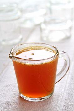 Calda de laranja para molhar bolos e sobremesas