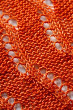 AnniKainen puikoissa: Aaltokuviosten pitsineuleiden kaaviota Knitting, Rugs, Decor, Farmhouse Rugs, Decoration, Tricot, Breien, Stricken, Weaving