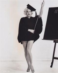 Mamie Van Doran - 1960.